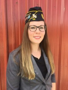 Miranda Krumm Children and Youth Chairperson