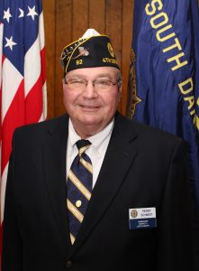 Perry Schmidt, District 4 Commander