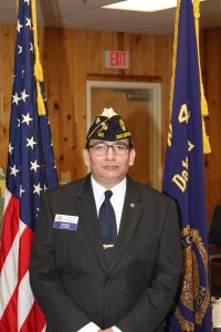 Eugene Ironshell, Jr. District 2 Commander
