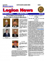 Legion News Apr 2019
