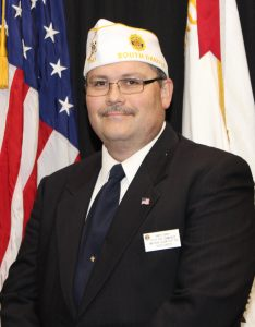 Harry Boner, State Americanism Officer