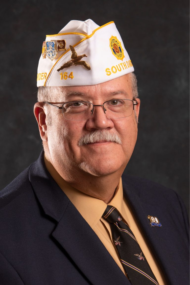 Fred Nelson of Spearfish, SD
