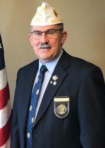 Travise Flisrand State Adjutant