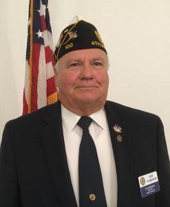 Bob Thomason, District 4 Commander