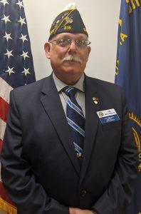 Jon McDonald, District 1 Commander