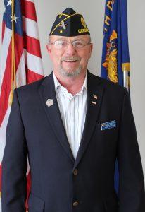 Gene Opbroek, District 3 Commander.