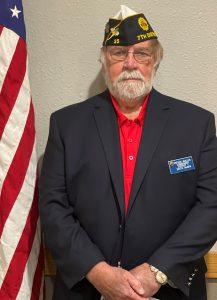 Patrick Mullen, District 7 Commander
